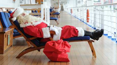 Santa will be the only one on a well-deserved break after this festive season.