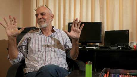 Mr Pickering was a controversial figure. Photo: Regi Varghese