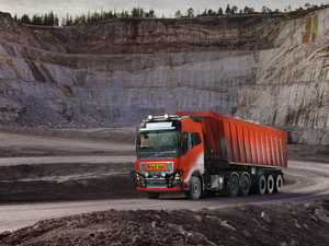Volvo Trucks first autonomous truck solution