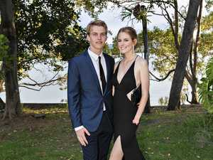 St Josephs Formal 15.11.18 - Lachlan Curtis, Molly