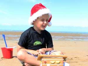 Seth Alexander with the Aussie Beach Shack