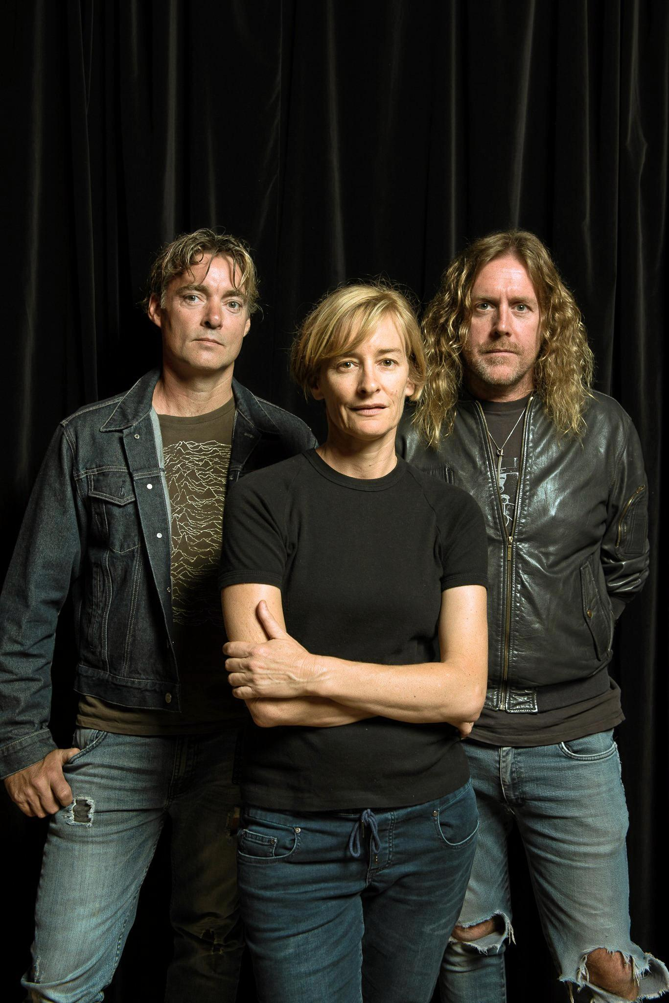 HOT TOUR: Australian rock band Spiderbait will be performing in Gladstone January 19 in the Hotter Than Hell tour.