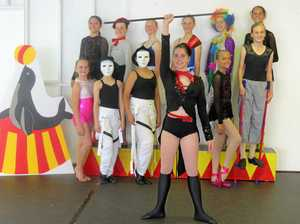 En Pointe Dance Company pay tribute to the Big Top
