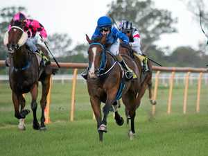 Apprentices race for maiden cup