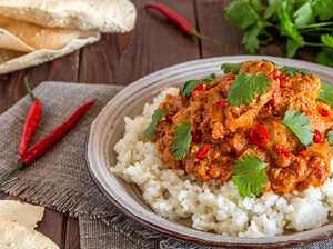 Spice up your life with perfectly balanced chicken curry