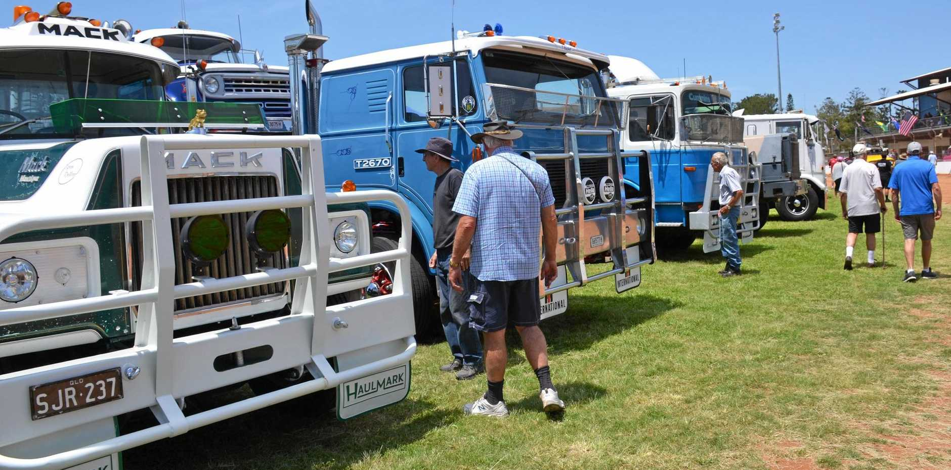 TRUCKING EVENTS: Trucks from all eras are always well worth getting along to see.