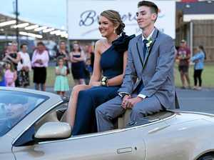 400+ STUNNING FORMAL PICS: Bundy schools take to red carpet