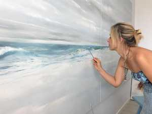 Internationally recognised artist to open her Coast gallery