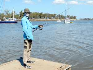 More fishing platforms to be installed across the Fitzroy