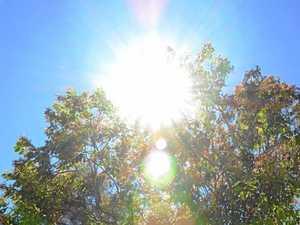 Storms predicted before maximum temperatures heat up