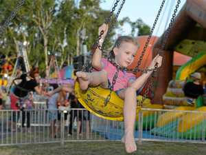 Upgrade to well-used local park to include amenities block