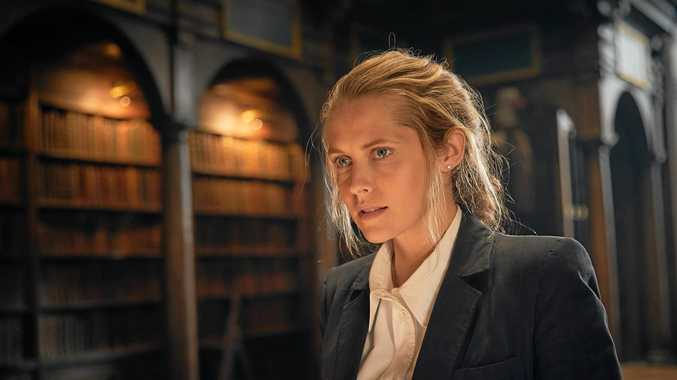 Teresa Palmer plays Diana, a historian and witch, in A Discovery of Witches.