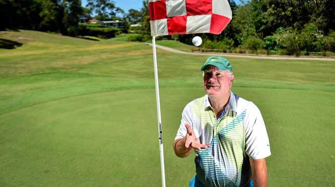 President of Headland Golf Club John Alsbury talks about the club's redevelopment plans.