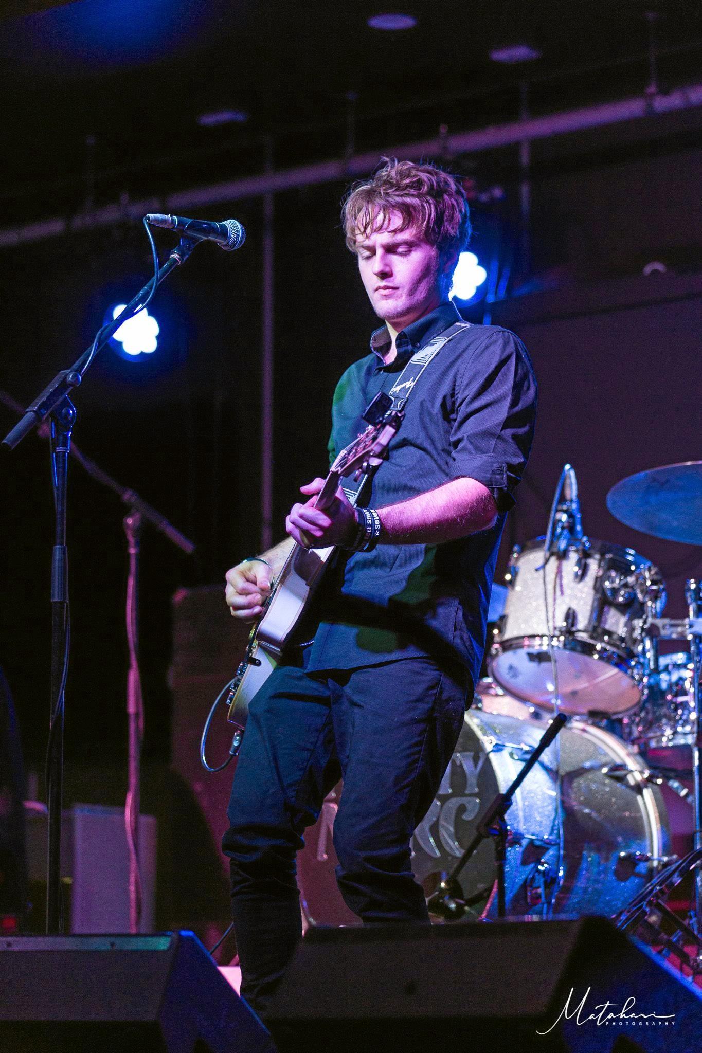 ON SONG: Singer, songwriter Blake Allen.