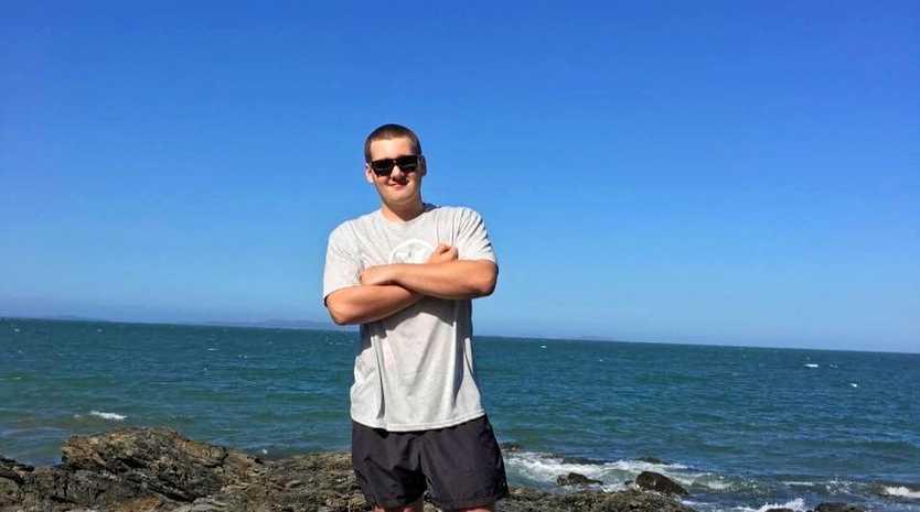 Denzell Zed Zanatta, 18, pleaded guilty yesterday.