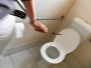 Student stabs girl in school toilet attack