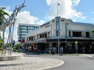 Fined for awning shenanigans in Mackay Safe Night Precinct