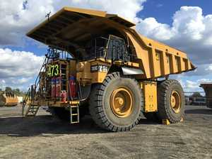 Truck trial reaches the end of the road at New Acland mine