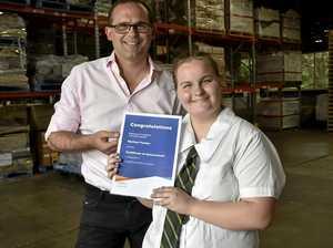 Endeavour program boosts student's confidence