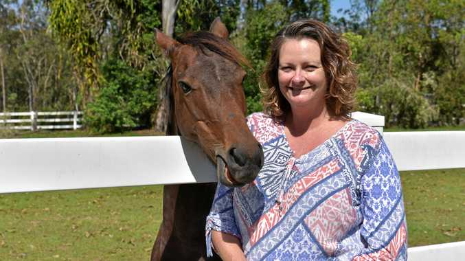 Owner of the former 7 Sisters Equestrian Centre Serina Sherred has put the property on the market.