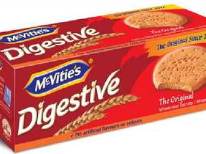 You've been eating this biscuit wrong