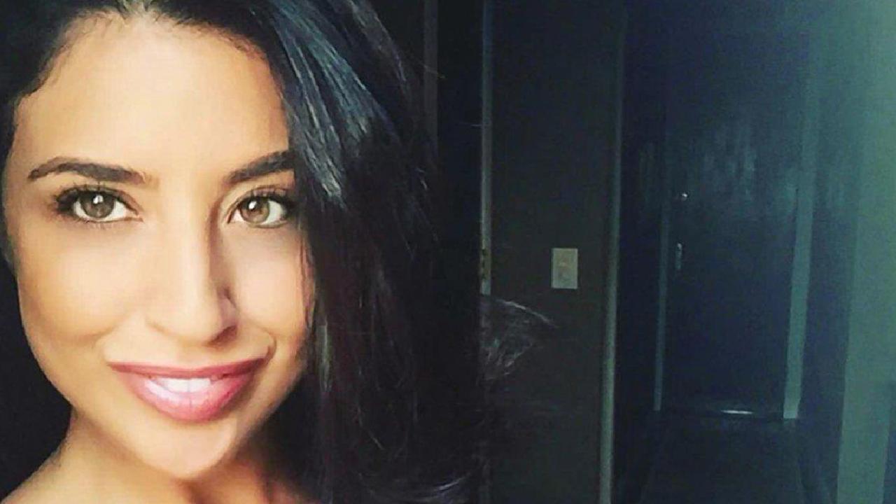Karina Vetrano was jogging when she was murdered. Picture: Instagram