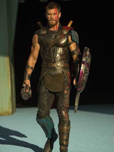 Marvel Studios' Thor: Ragnarok starring Aussie actor Chris Hemsworth also gave Sydney a miss.