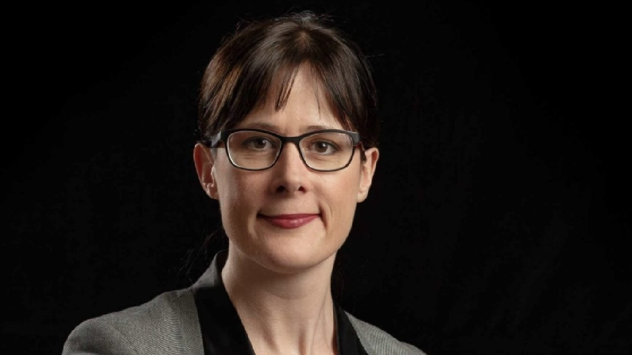 Rowena Orr QC is Australia's newest Twitter hero. Picture: Supplied