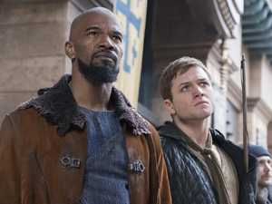 MOVIE REVIEW: New Robin Hood saved by Mendo going mental