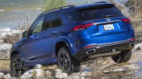 The GLE will comes standard with seven seats.