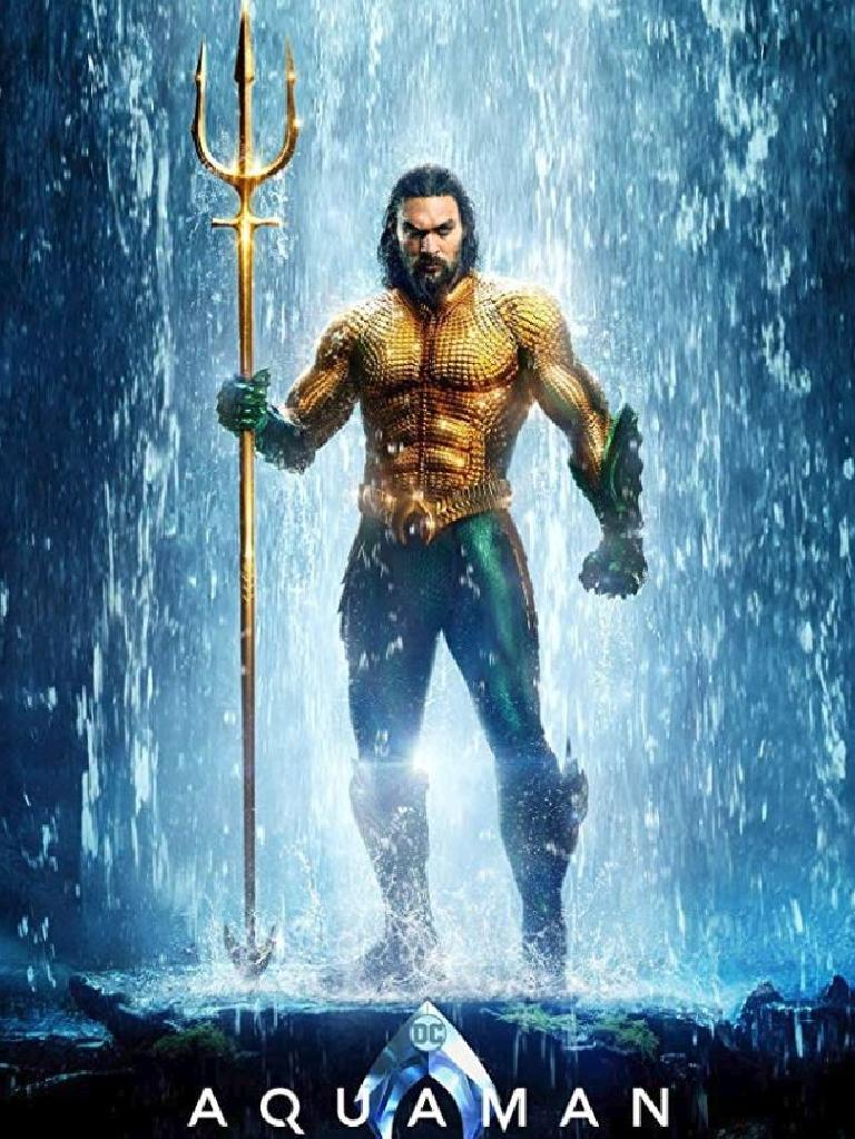 Big-budget DC production Aquaman was filmed in Queensland.