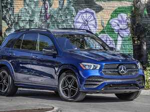 Just quietly...the new Mercedes-Benz GLE sounds amazing