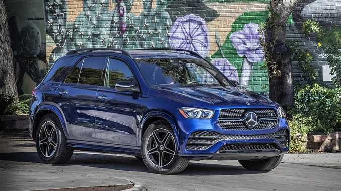 2018 Mercedes-Benz GLE (overseas model shown).