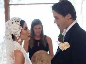 Veronicas star's very unusual QLD wedding
