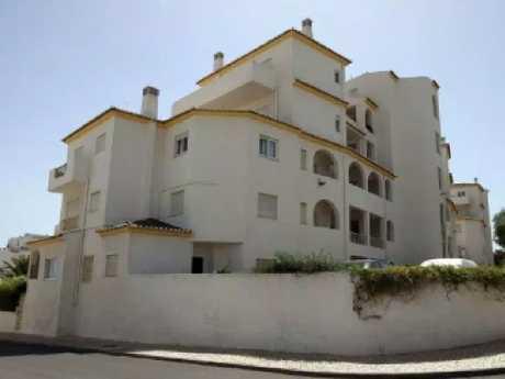 Madeleine McCann apartment block Portugal. Picture: Supplied