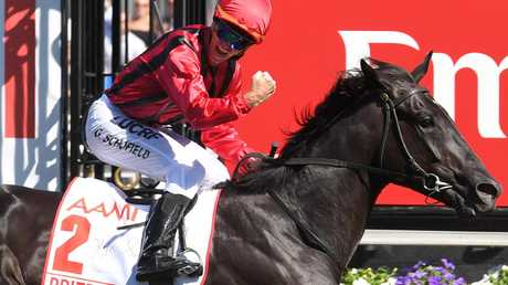 Prized Icon has had support to break his win drought in the Railway Stakes. Picture: Getty Images