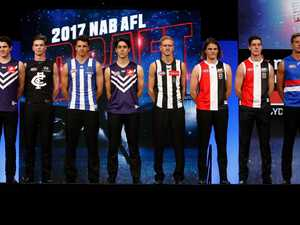 Who your club will pick first in the draft