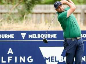 World Cup of Golf stars ready for Melbourne's big wet