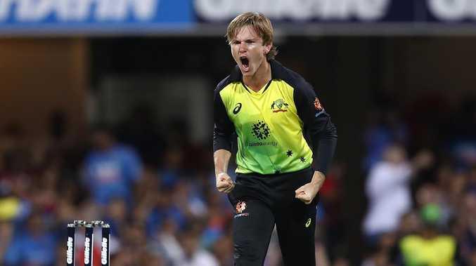 Australia v India - T20 1070501422