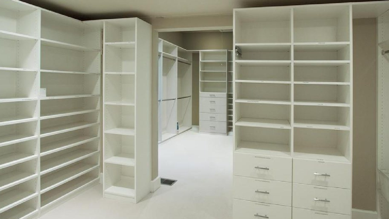 Plenty of wardrobe space. Picture: French King Properties