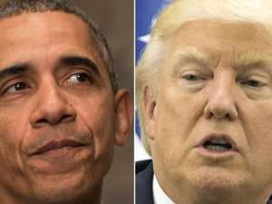 Obama: Trump has 'mummy issues'