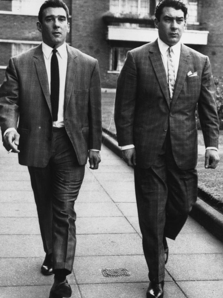 The pair circa '65. Picture: Evening Standard/Getty