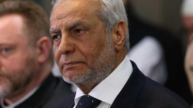 Grand Mufti Dr Ibrahim Abu Mohamed.