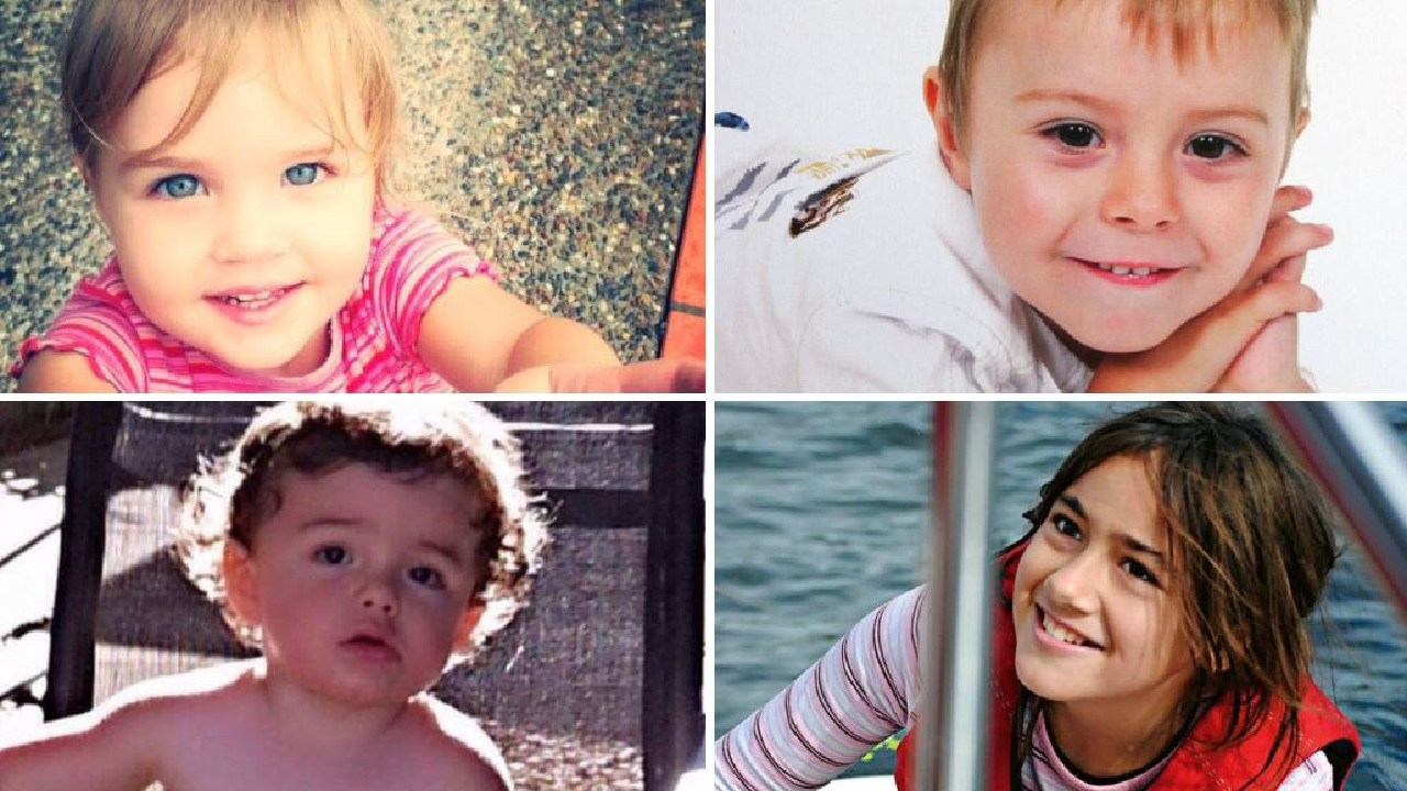 Victims (clockwise from top left) Kyhesha-lee Joughin, Tyrell Cobb, Tiahleigh Palmer and Hemi Goodwin-Burke.