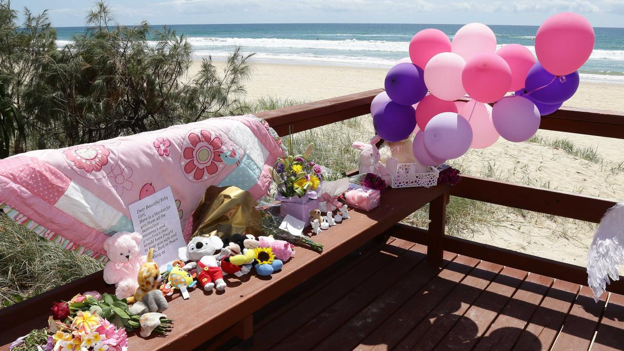 The girl's body was discovered in the early hours of Monday morning Photo: Tertius Pickard