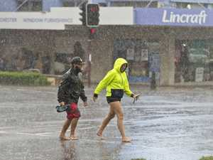 Severe thunderstorms predicted to bring damaging winds