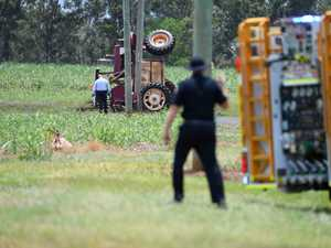 Farm worker killed in tractor rollover