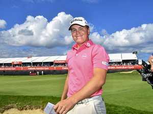 Former Yeppoon golfer scores spot in British Open
