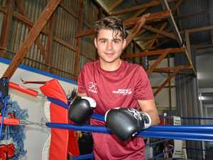 Boxer aims to be third from the town to make Olympic team