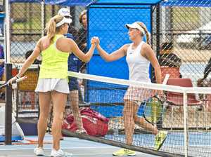 Toowoomba tennis event matches it with nation's best